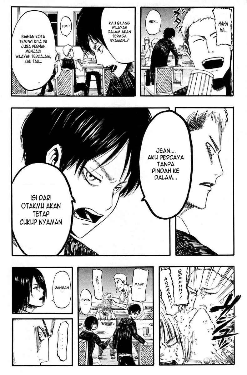 Shingeki No Kyojin: Chapter 3 - Page 6
