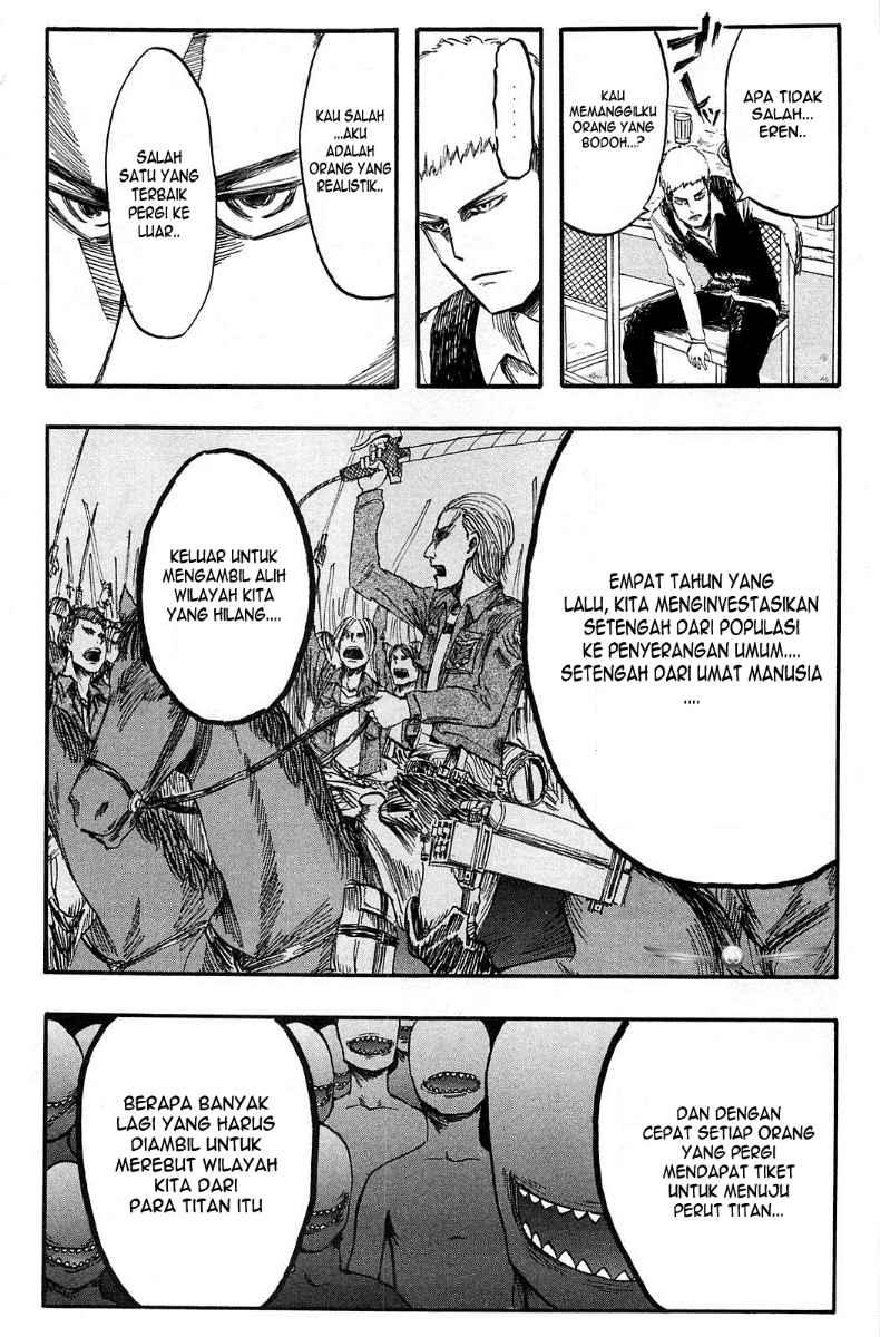 Shingeki No Kyojin: Chapter 3 - Page 7