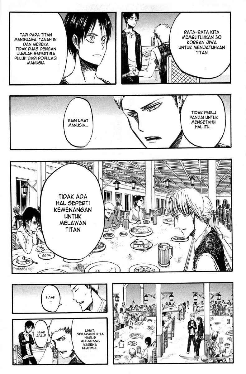 Shingeki No Kyojin: Chapter 3 - Page 8