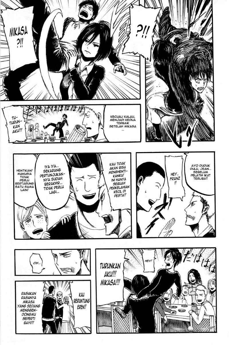 Shingeki No Kyojin: Chapter 3 - Page 14