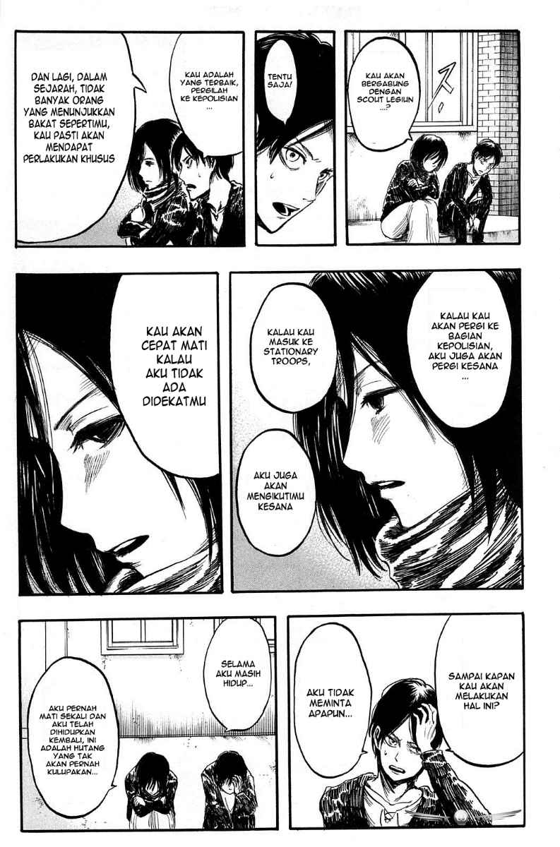 Shingeki No Kyojin: Chapter 3 - Page 16