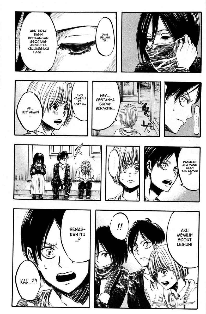 Shingeki No Kyojin: Chapter 3 - Page 17