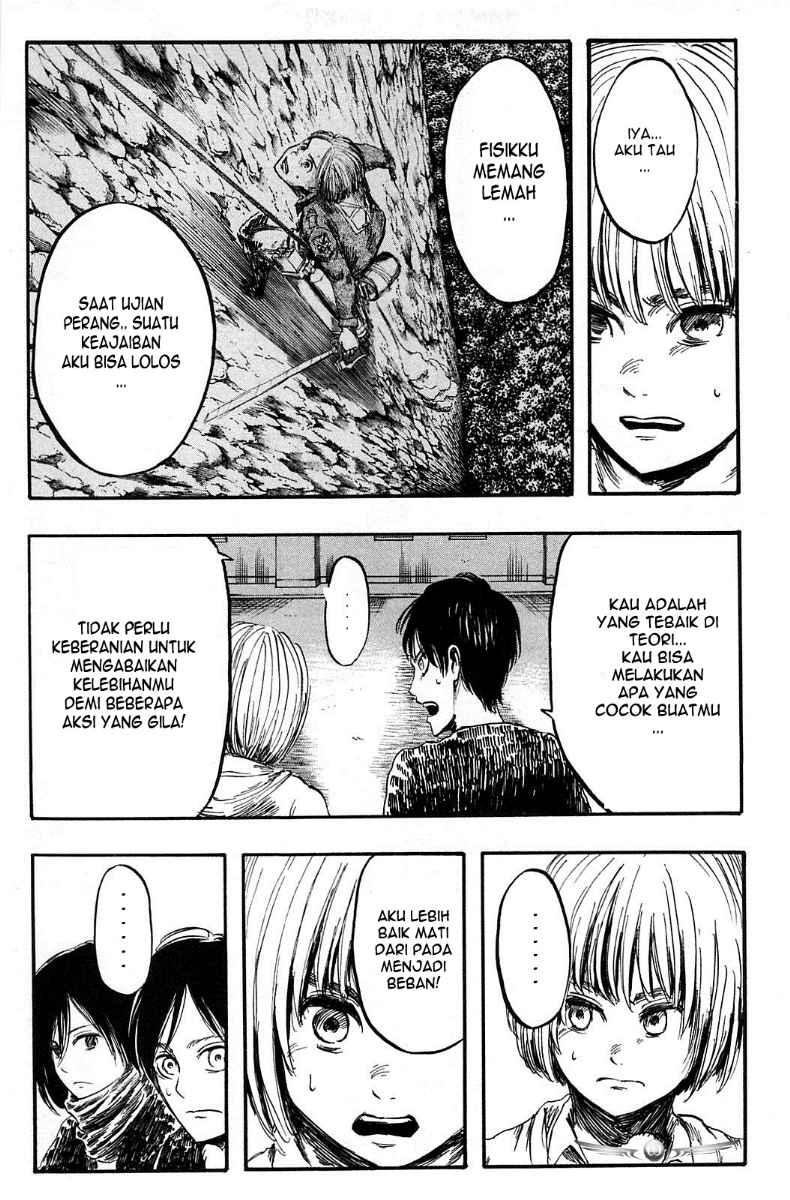 Shingeki No Kyojin: Chapter 3 - Page 18