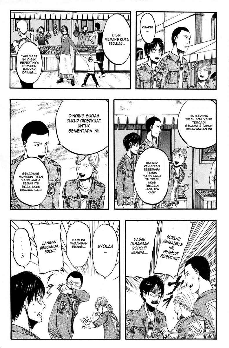 Shingeki No Kyojin: Chapter 3 - Page 24