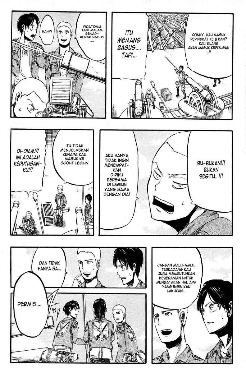 Shingeki No Kyojin: Chapter 3 - Page 26