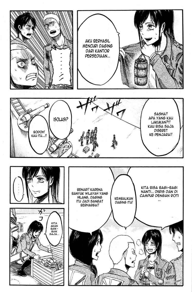 Shingeki No Kyojin: Chapter 3 - Page 27