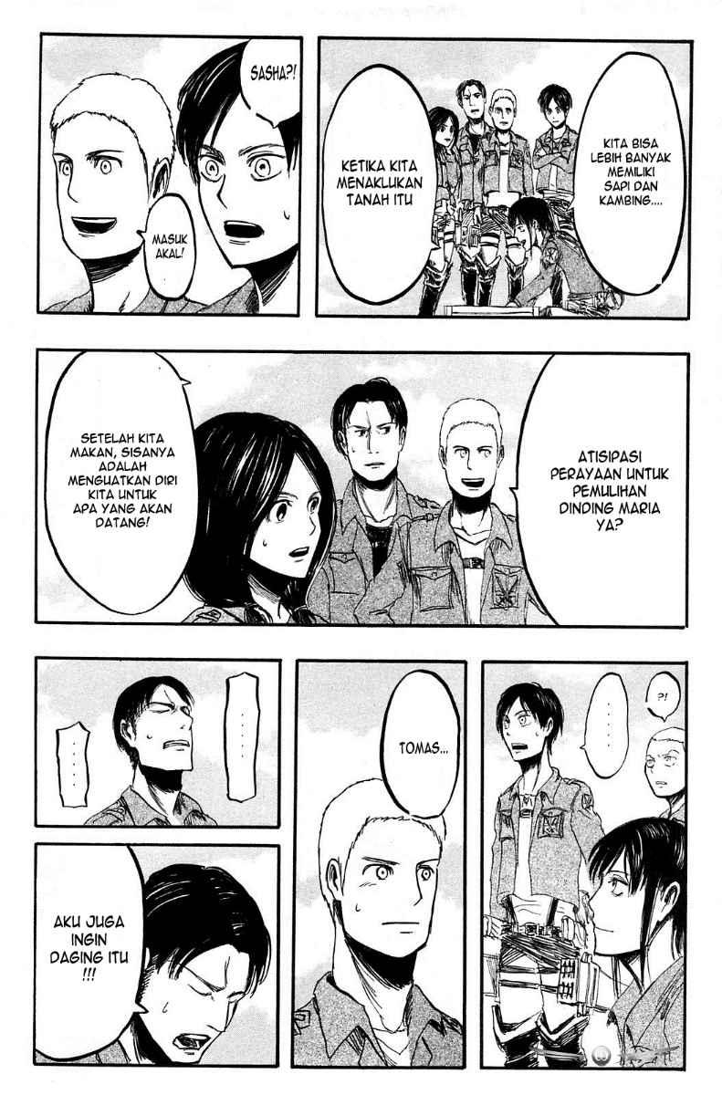 Shingeki No Kyojin: Chapter 3 - Page 28