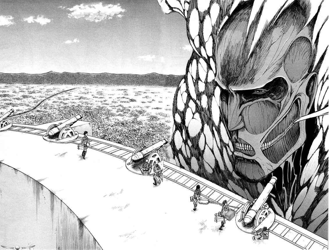 Shingeki No Kyojin: Chapter 3 - Page 31