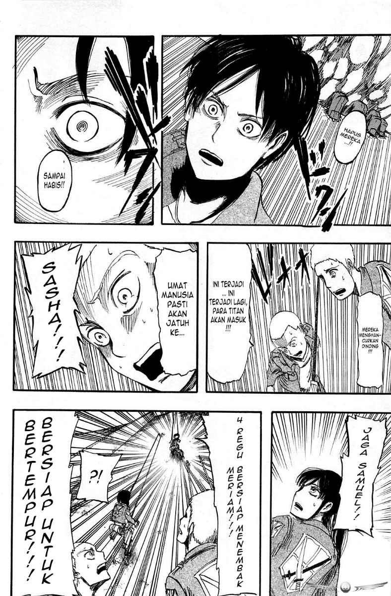 Shingeki No Kyojin: Chapter 3 - Page 40
