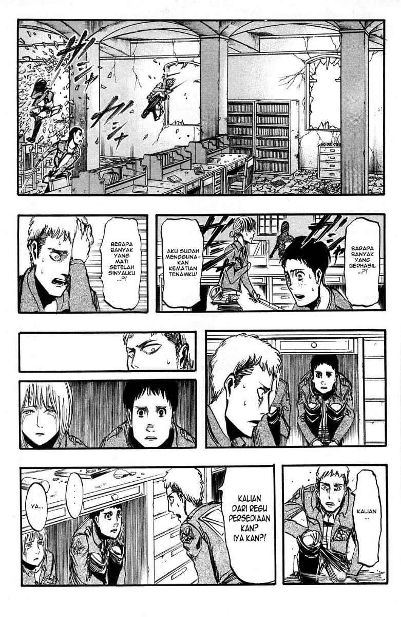 Shingeki No Kyojin: Chapter 8 - Page 29