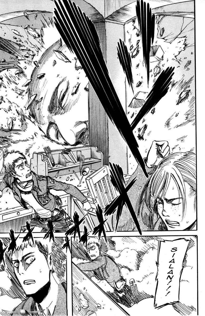 Shingeki No Kyojin: Chapter 8 - Page 31