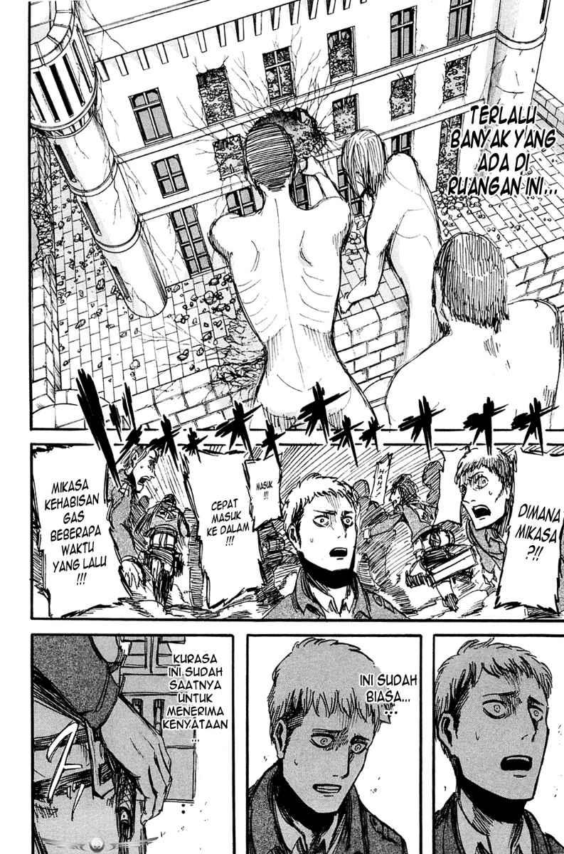 Shingeki No Kyojin: Chapter 8 - Page 32