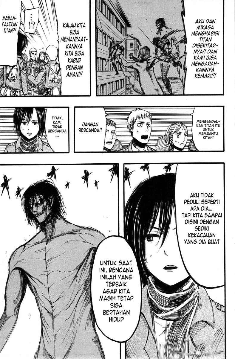 Shingeki No Kyojin: Chapter 8 - Page 37