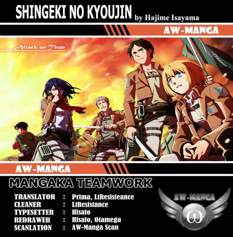 Shingeki No Kyojin: Chapter 19 - Page 1