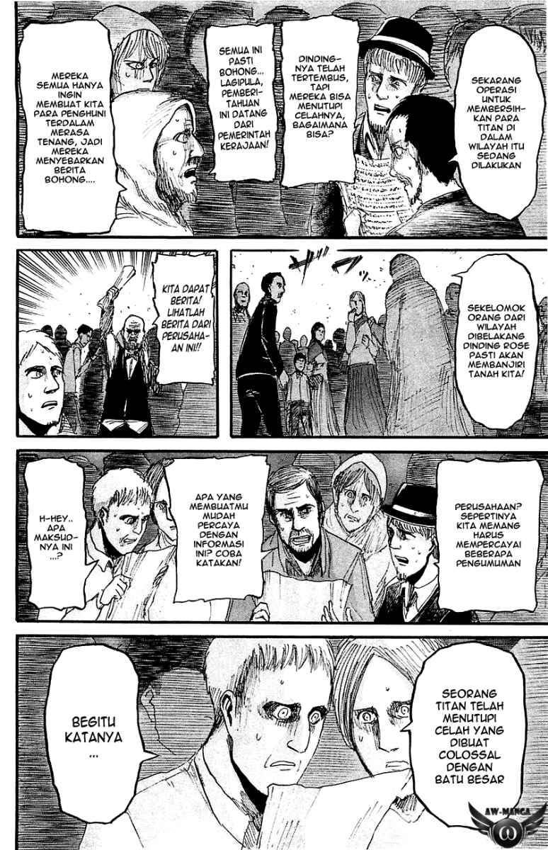 Shingeki No Kyojin: Chapter 19 - Page 3