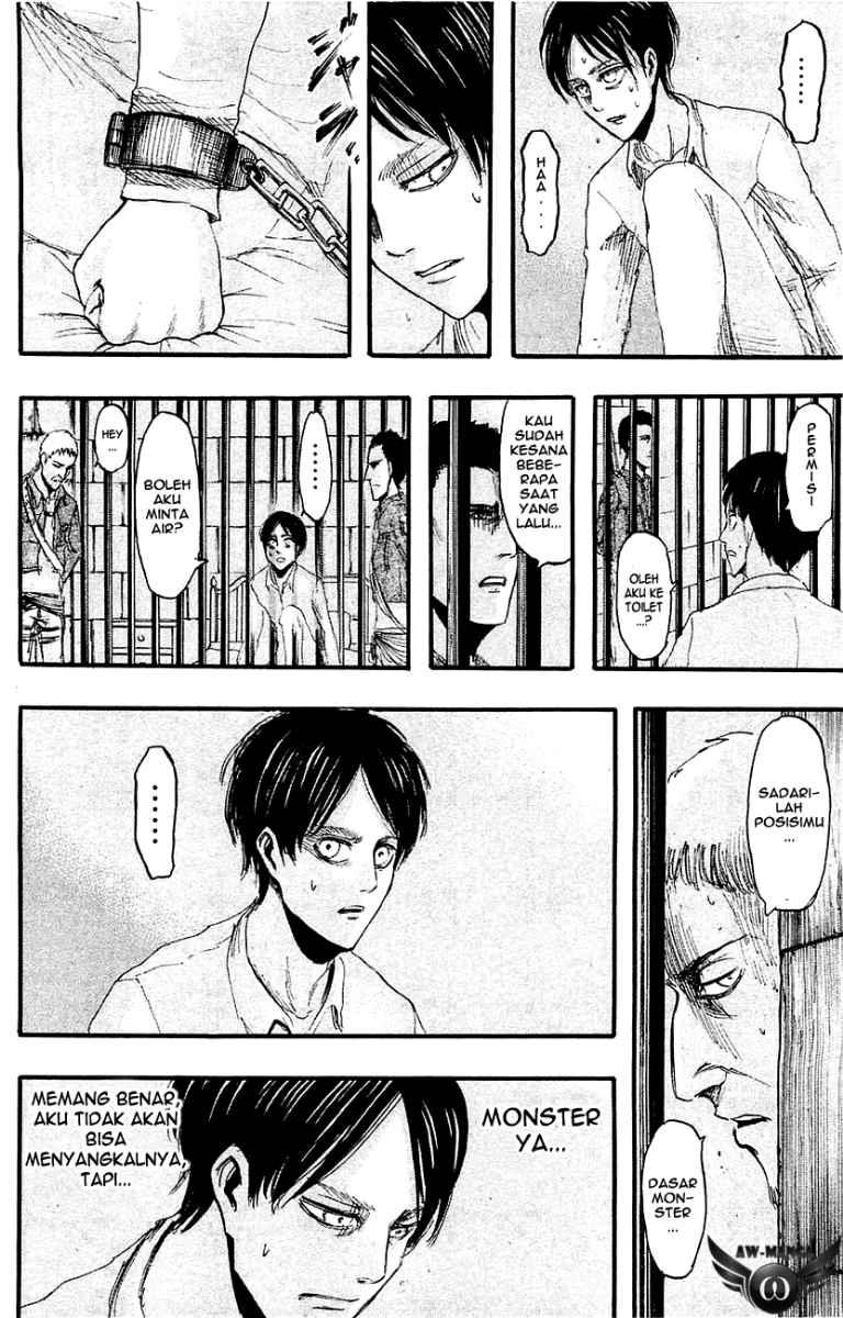Shingeki No Kyojin: Chapter 19 - Page 5