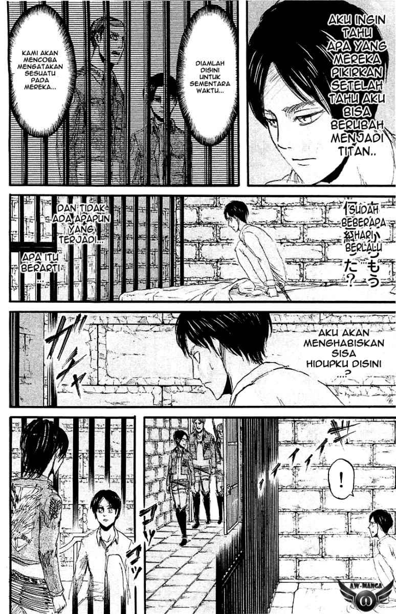 Shingeki No Kyojin: Chapter 19 - Page 7