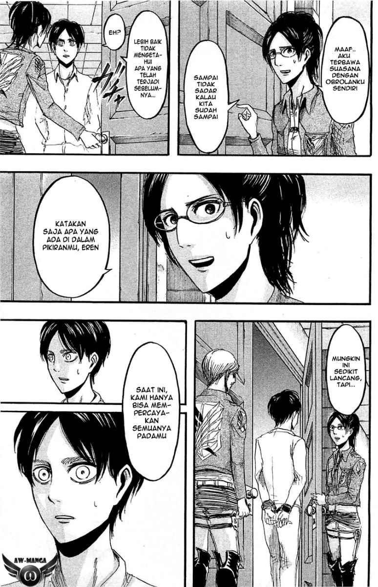 Shingeki No Kyojin: Chapter 19 - Page 10