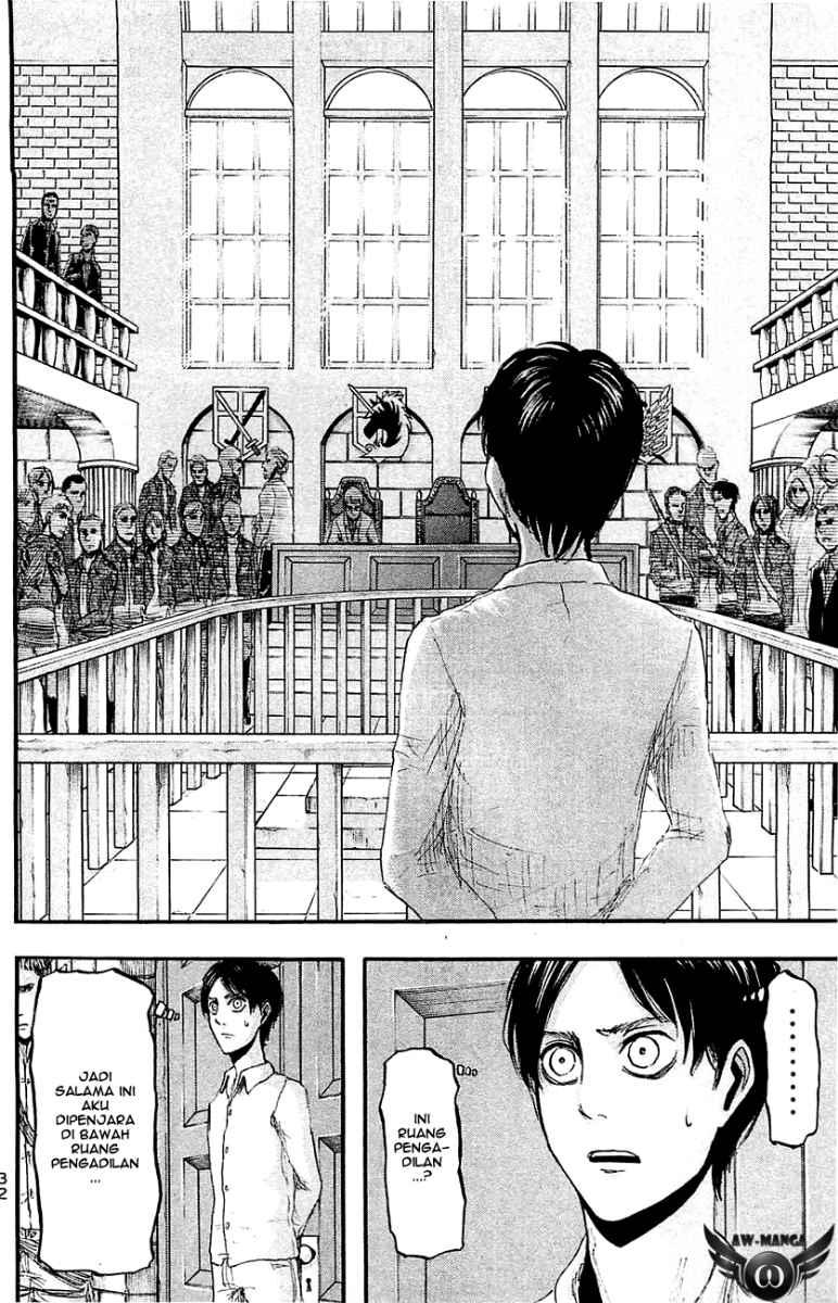 Shingeki No Kyojin: Chapter 19 - Page 11