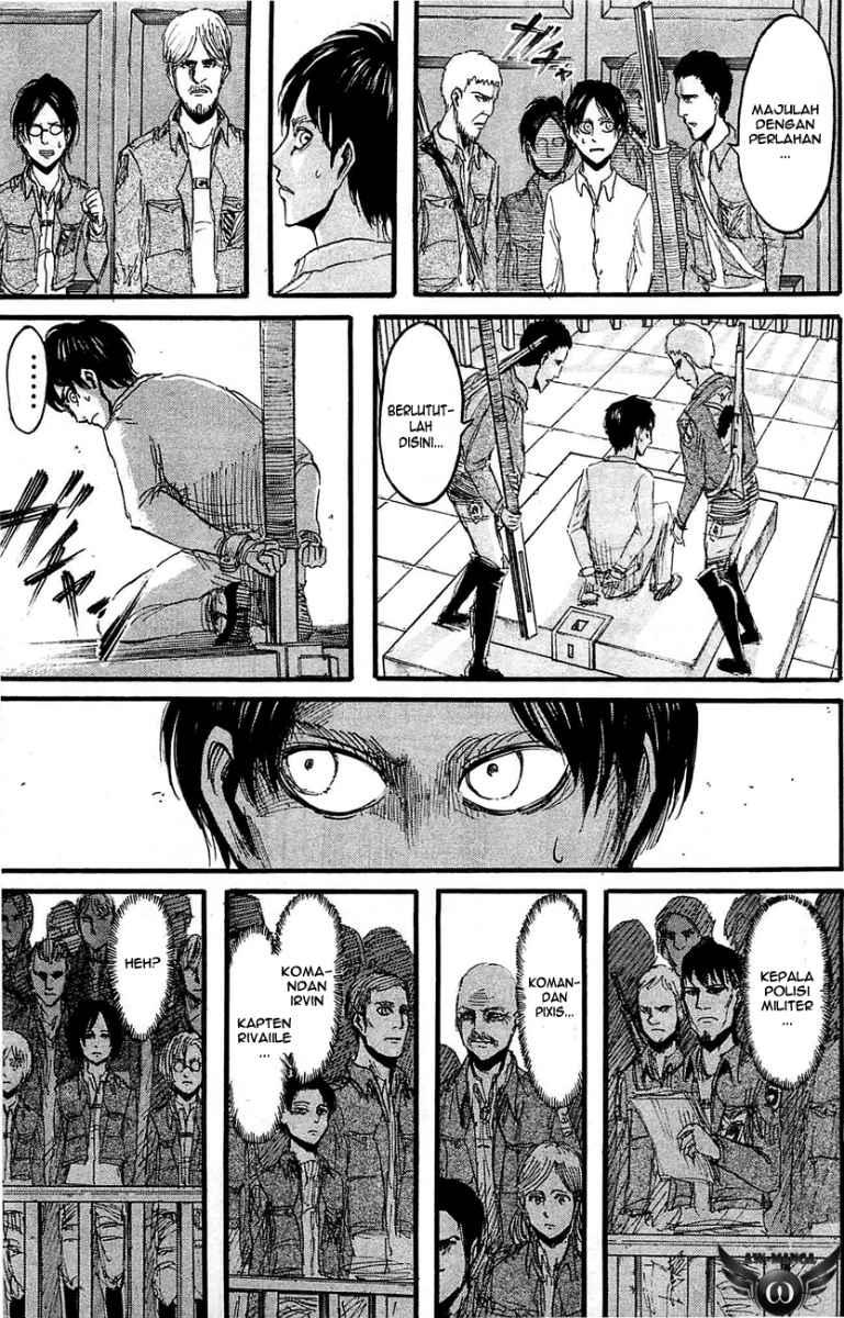 Shingeki No Kyojin: Chapter 19 - Page 12