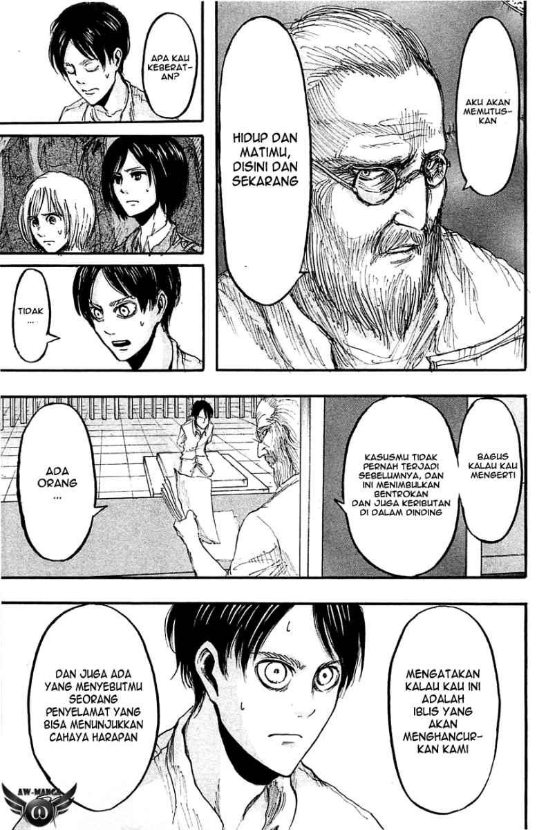 Shingeki No Kyojin: Chapter 19 - Page 14