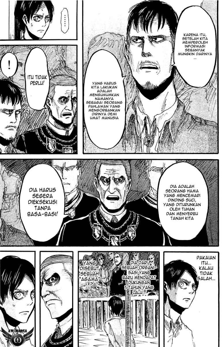 Shingeki No Kyojin: Chapter 19 - Page 18