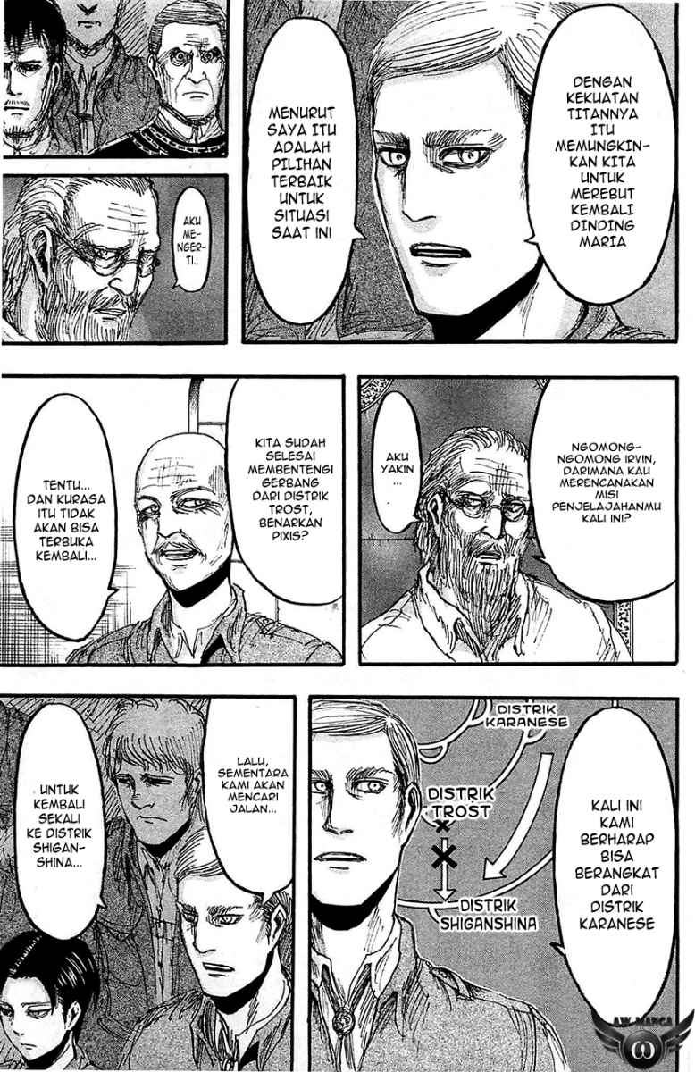 Shingeki No Kyojin: Chapter 19 - Page 20