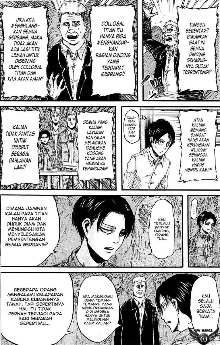 Shingeki No Kyojin: Chapter 19 - Page 21