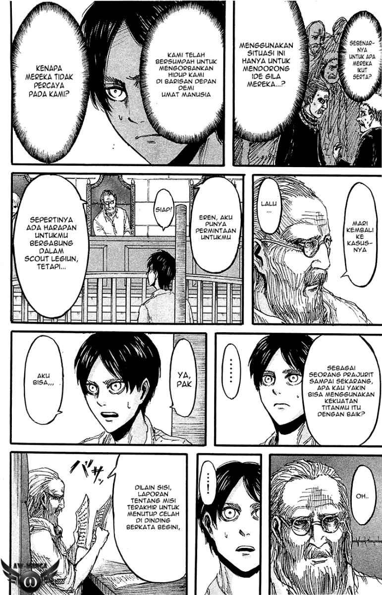 Shingeki No Kyojin: Chapter 19 - Page 23
