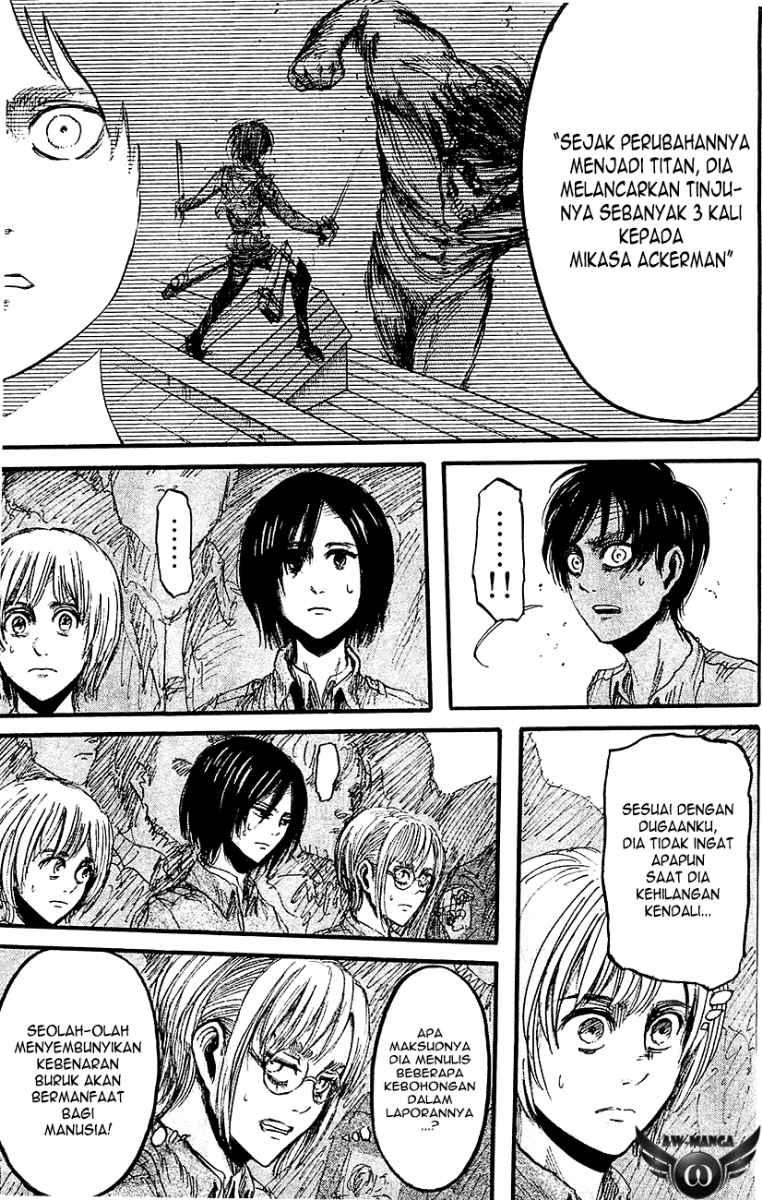 Shingeki No Kyojin: Chapter 19 - Page 24