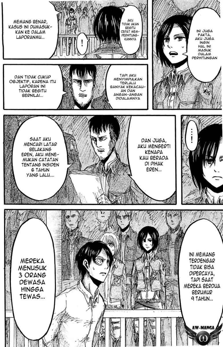 Shingeki No Kyojin: Chapter 19 - Page 27