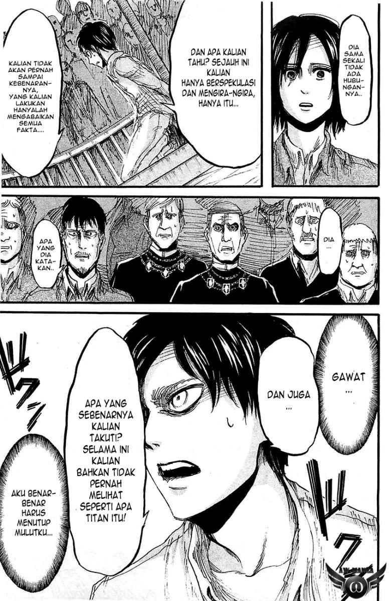 Shingeki No Kyojin: Chapter 19 - Page 30