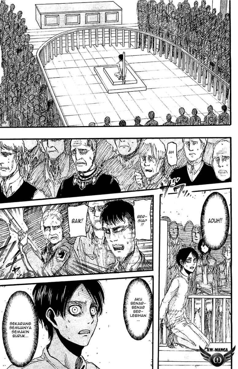 Shingeki No Kyojin: Chapter 19 - Page 32