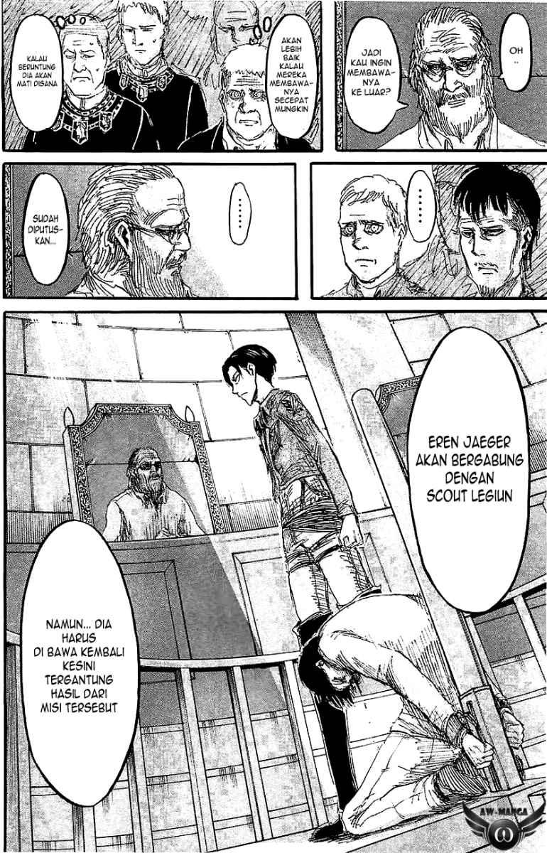 Shingeki No Kyojin: Chapter 19 - Page 43