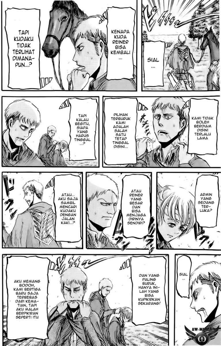 Shingeki No Kyojin: Chapter 24 - Page 3