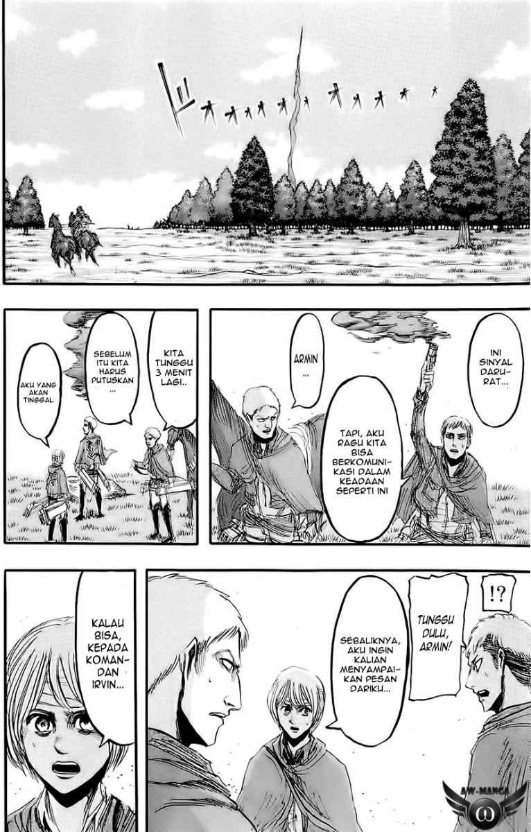 Shingeki No Kyojin: Chapter 24 - Page 7