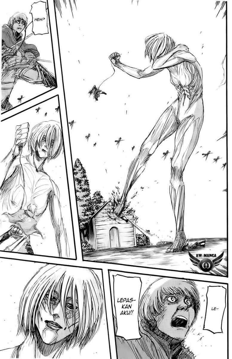 Shingeki No Kyojin: Chapter 24 - Page 27