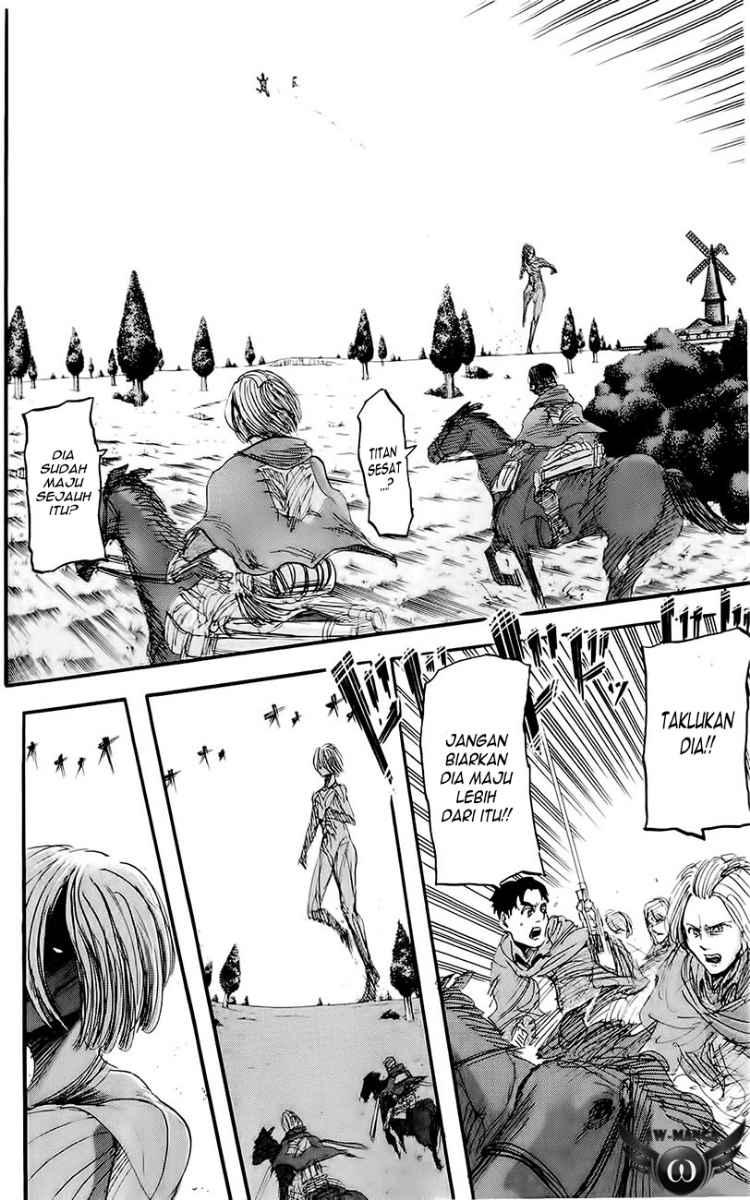 Shingeki No Kyojin: Chapter 24 - Page 32