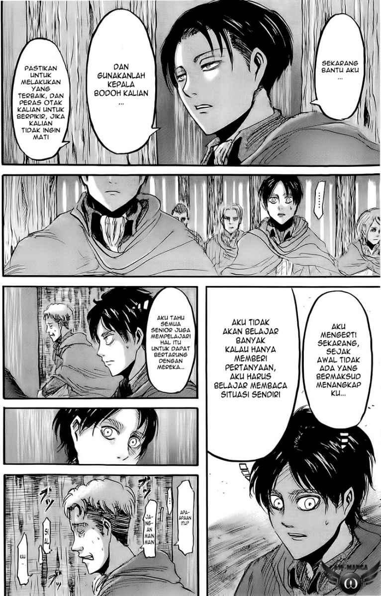 Shingeki No Kyojin: Chapter 24 - Page 41