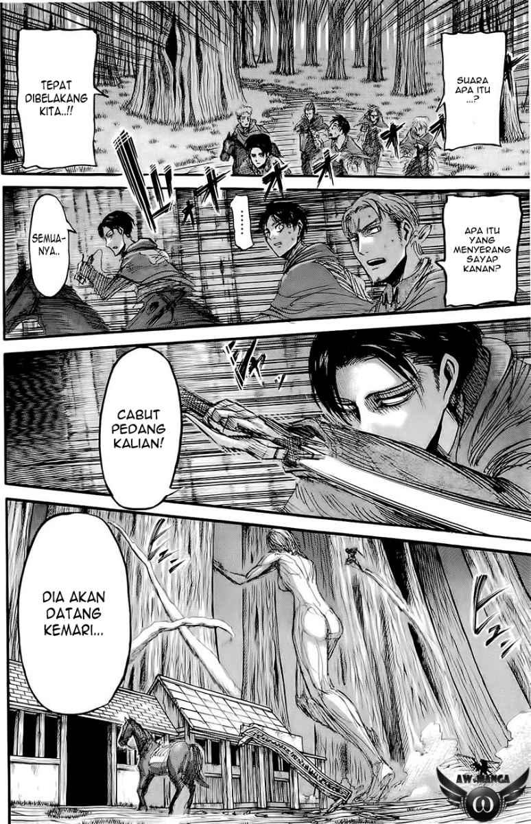 Shingeki No Kyojin: Chapter 24 - Page 43