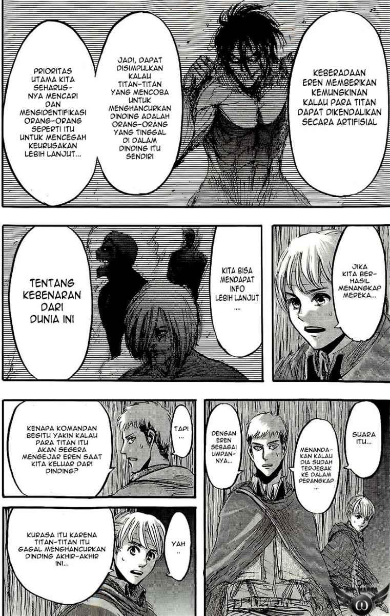 Shingeki No Kyojin: Chapter 27 - Page 9