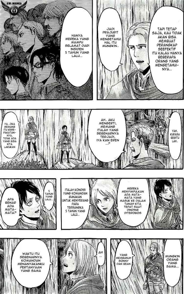 Shingeki No Kyojin: Chapter 27 - Page 14