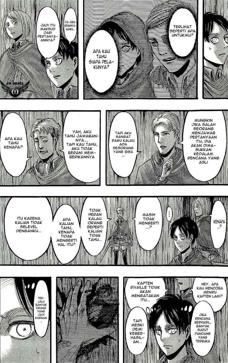 Shingeki No Kyojin: Chapter 27 - Page 15