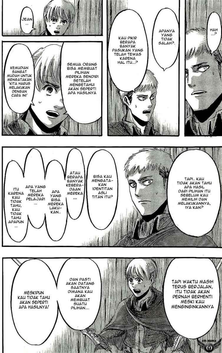 Shingeki No Kyojin: Chapter 27 - Page 17