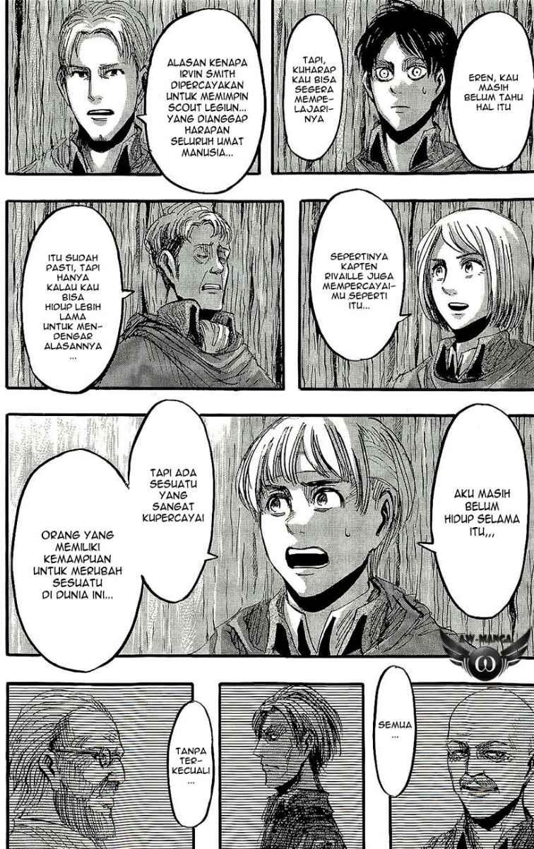 Shingeki No Kyojin: Chapter 27 - Page 19