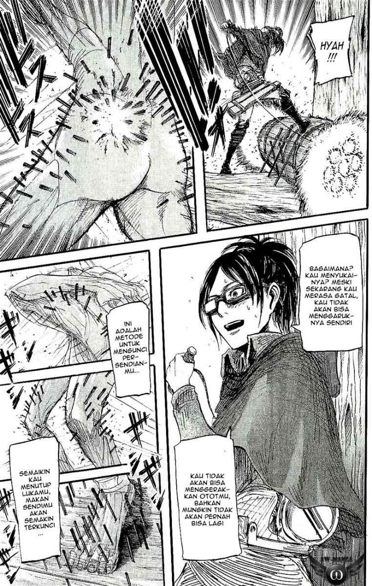 Shingeki No Kyojin: Chapter 27 - Page 22