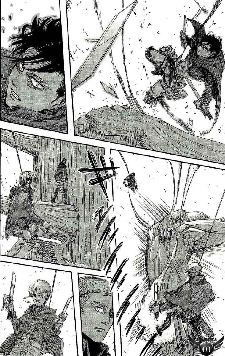 Shingeki No Kyojin: Chapter 27 - Page 25