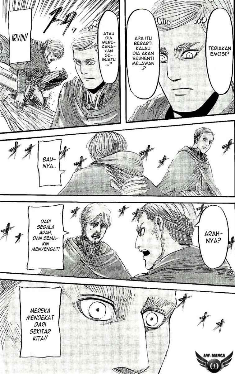 Shingeki No Kyojin: Chapter 27 - Page 34