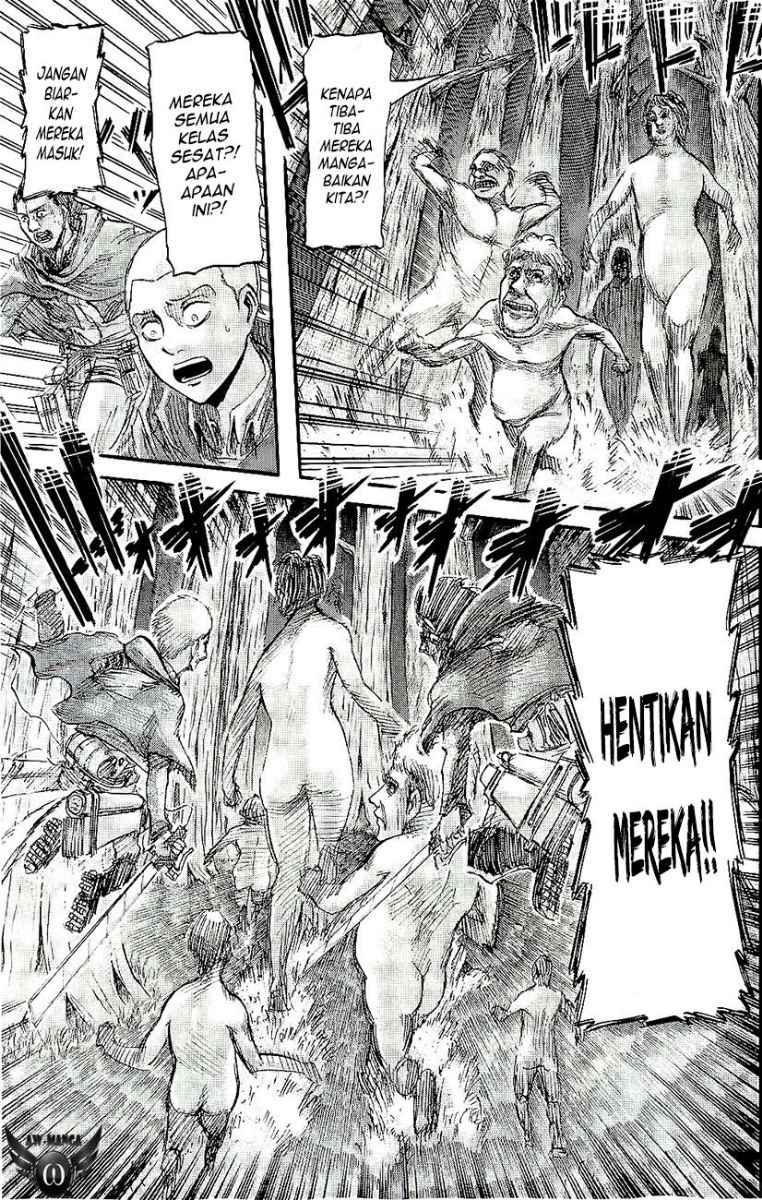 Shingeki No Kyojin: Chapter 27 - Page 36