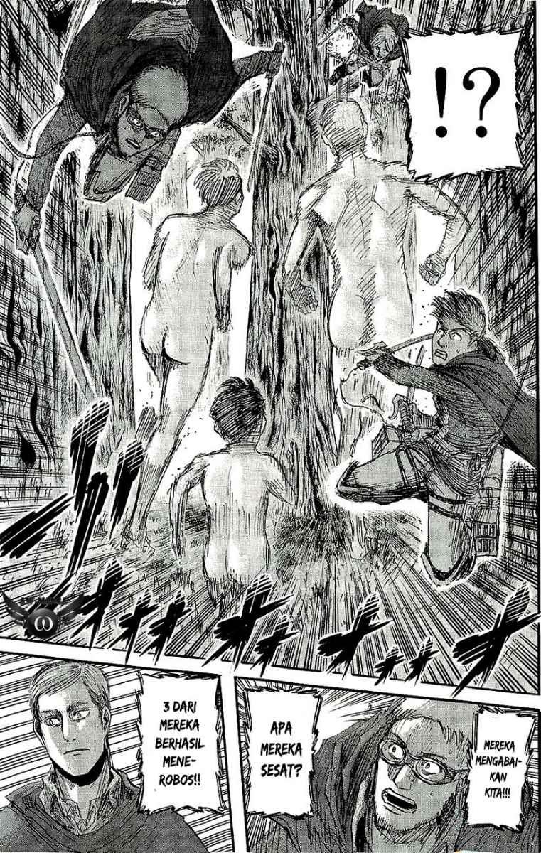Shingeki No Kyojin: Chapter 27 - Page 40